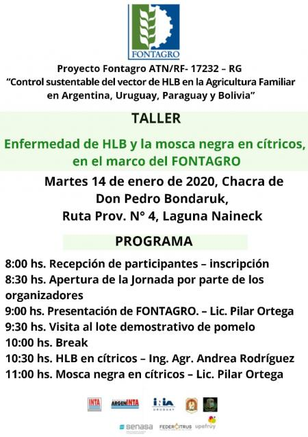 Taller FONTAGRO 14-10-2020 Lag. Naineck