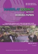 Portada Revista WATERLAT-GOBACIT NETWORK Working Papers