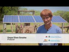 Embedded thumbnail for Proyectos especiales del ProHuerta - Acceso al agua con energías alternativas