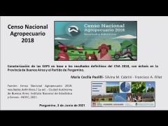 Embedded thumbnail for Censo agropecuario 2018