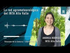 Embedded thumbnail for La red agrometeorológica del INTA Alto Valle