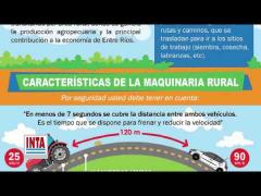 Embedded thumbnail for Seguridad Vial Agrícola en rutas