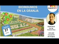 Embedded thumbnail for Bioinsumos en la granja
