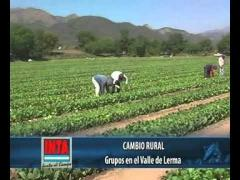 Embedded thumbnail for Grupos de Cambio Rural en el Valle de Lerma