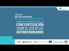 Embedded thumbnail for Resistencia antimicrobiana
